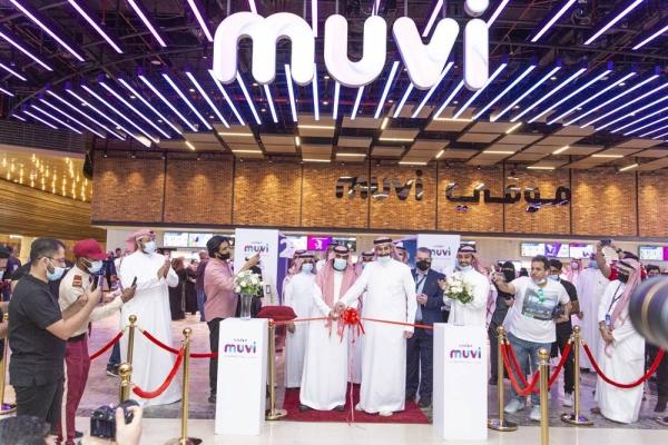Muvi Officially Launches Saudi Arabia S Largest Cinema In Dhahran Saudi Gazette