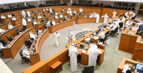 Kuwait's parliament on Tuesday unanimously approved a law that seeks to address the so-called demographic imbalance in the country. — Courtesy file photo