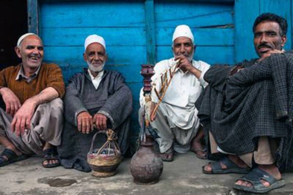 Kashmiris enjoy leisure time as the situation in the valley is much better than ever in the history of the land.