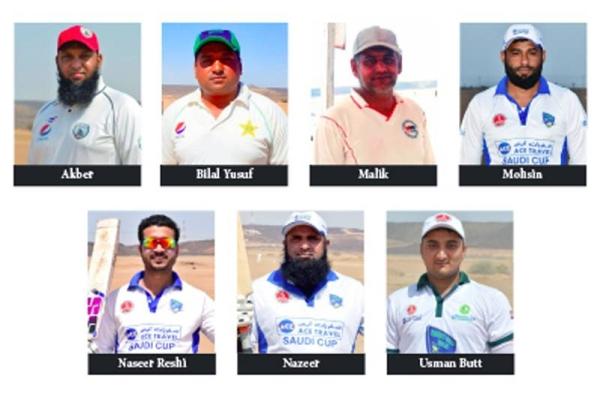 CSG, Deccan Knights, Makkah Eagles, ARM triumph in Ace Travel Saudi Cup event