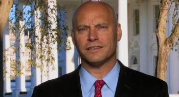 File photo of US Vice President Mike Pence's Chief of Staff Marc Short, who has tested positive for COVID-19. — courtesy Twitter