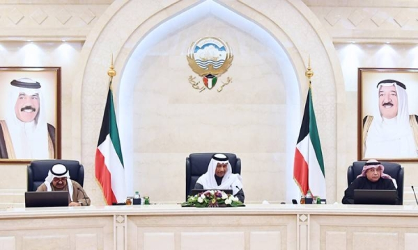 Kuwait's Cabinet on Monday strongly denounced the continued attacks by the Houthi militia against civilian targets in Saudi Arabia. — Kuwait News Agency photo