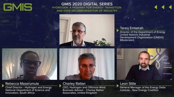 Leading sustainable energy experts discuss pathways of energy transition and deep decarbonization of industry at the Global Manufacturing and Industrialization Summit's #GMIS2020 Digital Series