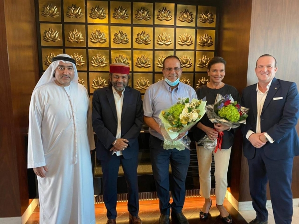 The Abrahamic Business Circle (The Circle) in UAE organized a business forum in cooperation with the Economic Peace Center in Israel.