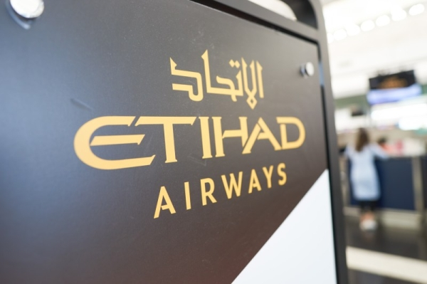 Etihad Airways has announced the launch of the world's first transition sukuk and the first sustainability-linked financing in global aviation, under a transition finance framework. — WAM photo