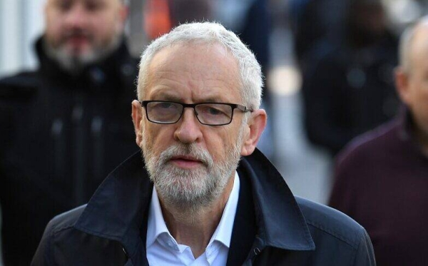 Britain's main opposition Labour party has suspended its former leader Jeremy Corbyn over his reaction to a highly critical report on anti-Semitism by the UK's human rights watchdog. — Courtesy photo