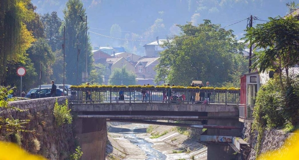 Bosnia and Herzegovina is demonstrating how even highly polluted cities can be transformed into well-planned, climate-resilient urban hubs. — courtesy UNDP/Sulejman Omerbasic