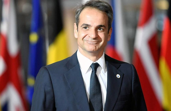 Greek Prime Minister Kyriakos Mitsotakis announced that the country would be under a month-long partial lockdown from Tuesday.
