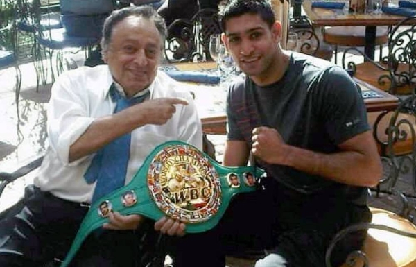 Two-Time World Champion Amir Khan, the President of the newly formed World Boxing Council (WBC) Middle East Boxing Council, is honored to lay the foundation to set up the first ever structured boxing governing body in the region and has pledged his commitment to developing the sport for future generations.