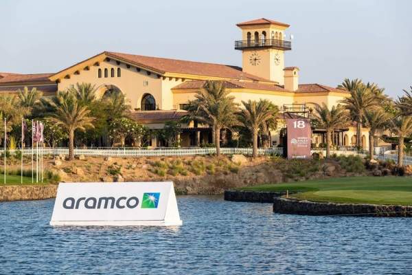 Aramco Saudi Ladies International 1st Tee