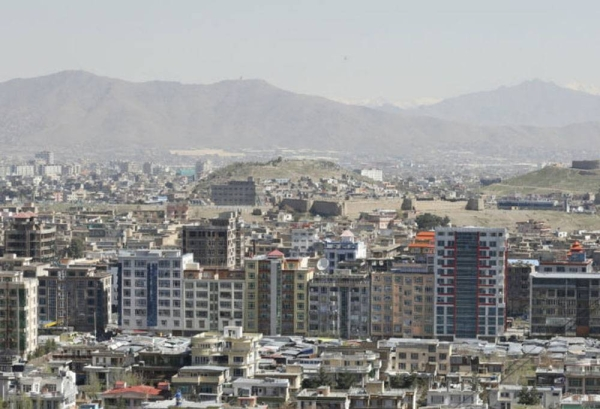File photo shows Kabul, the center of Afghanistan's political and social life. — courtesy UNAMA/Fardin Waezi