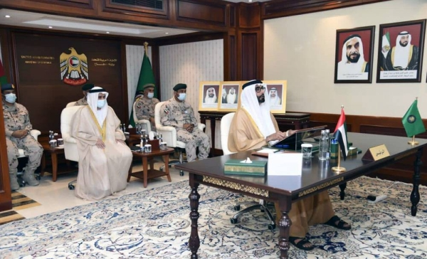 Mohammed Bin Ahmed Al Bowardi, minister of state for defense affairs, Sunday headed the 17th session of the Gulf Cooperation Council (GCC) Joint Defense Council, which was held via video conferencing.