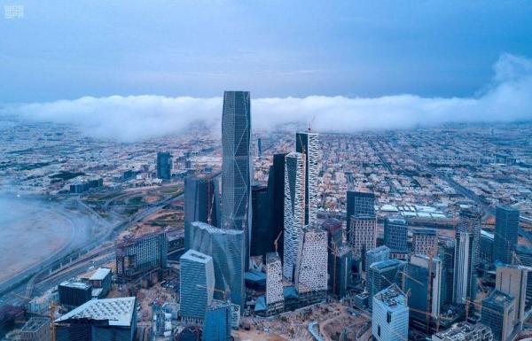 File photo of the Saudi capital city of Riyadh. — SPA