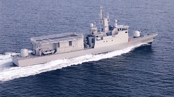 """Both chambers of the Bahraini parliament have slammed the interception by Qatari Coast and Border Security patrols of two Bahraini Coast Guard vessels taking part in a maritime exercise """"Al Manaa,'' north of Fasht Al Dibal island, on Wednesday. — File photo"""