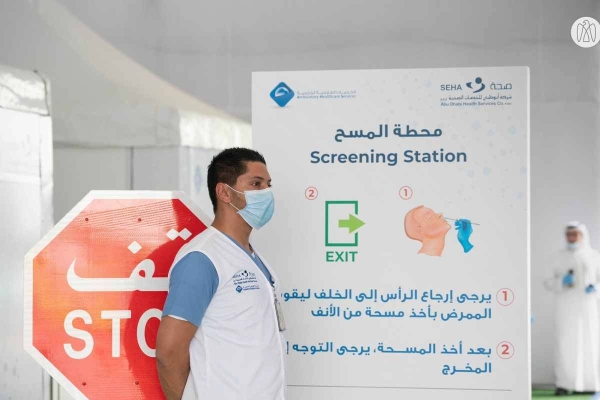 The United Arab Emirates recorded on Thursday 1,305 new coronavirus cases over the past 24 hours, bringing the total number of confirmed infections in the country to 163,967. — Courtesy photo