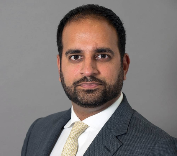 Rahim Daya, head of private banking, Barclays in the Middle East.