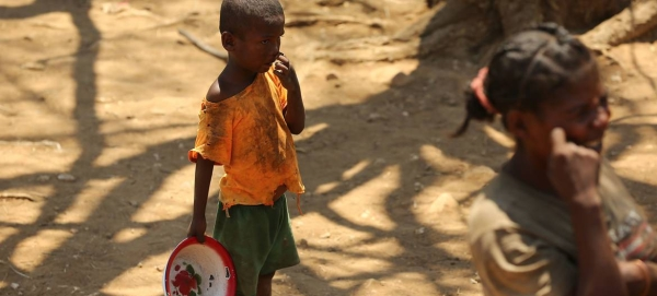 The combined effects of the drought, COVID-19 and the insecurity upsurge have undermined the already fragile food security and nutrition situation of the population of southern Madagascar. — Courtesy photo