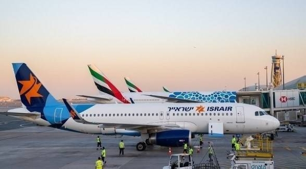 Flight 6H 663, which departed Tel Aviv-Yafo at 10.00 a.m. local time arrived at DXB at 5:10 p.m. UAE time on Tuesday with 166 passengers on board, made Israir the first Israeli carrier to operate a commercial flight into Dubai, the airport said in a statement on Tuesday.