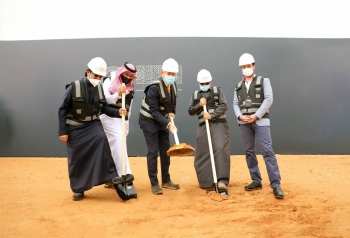 ROSHN, Saudi Arabia's national community developer powered by the Public Investment Fund (PIF), held a groundbreaking ceremony on the site of the recently announced flagship Riyadh community.