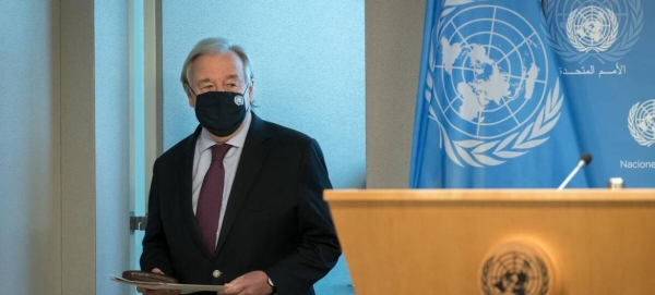 UN Secretary-General António Guterres welcomed the continuing ceasefire in and around Nagorno-Karabakh on Friday, underlining that the Organization stands ready to provide humanitarian support to meet the needs of all civilians impacted by conflict. — Courtesy photo