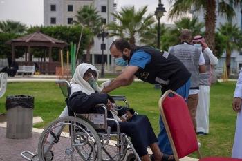 Saudi Arabia reports new COVID-19 cases fall below 200