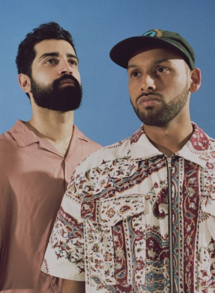 Played out across the world by the likes of DJ Seinfeld, Palms Trax, Hunee and more, these new edits re-imagine what life in an 80's Arabian discotheque feels like.
