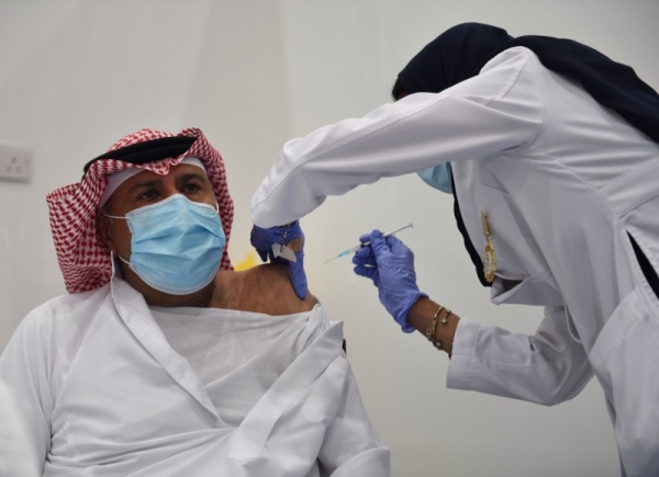 Saudi Arabia has begun the largest vaccination campaign against COVID-19, with Minister of Health Dr. Tawfiq Al-Rabiah becoming the first citizen to receive the vaccine.