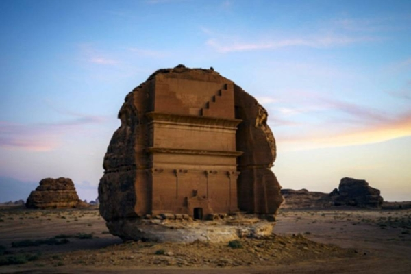 AlUla is one of Saudi Arabia's most significant tourist destinations including its first UNESCO World Heritage Site, the Nabataean tombs of Hegra.