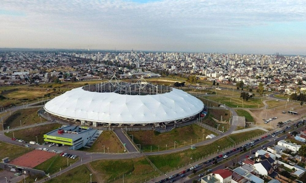 The Estadio Unico Ciudad La Plata stadium has been renamed after Diego Maradona,