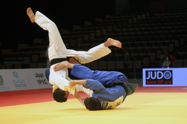 The members of the UAE judo team on Friday will arrive in the Qatari capital, Doha, from Romania after completing their training camp, to participate in the Doha Masters 2021 that will start on Friday. — WAM photos