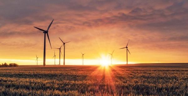 A wind farm in Biedesheim, Germany. — courtesy Unsplash/Karsten Würth