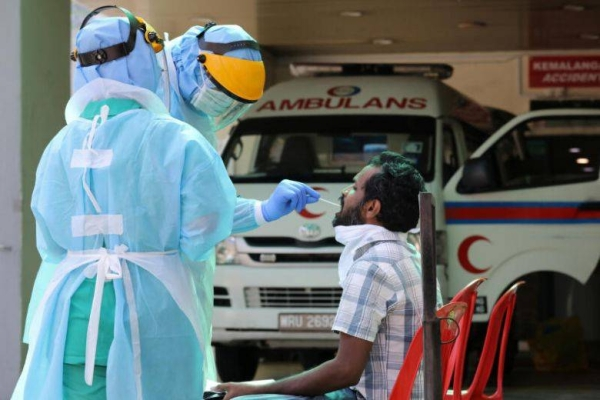 Malaysia's king has declared a national state of emergency as part of an effort to curb the growing numbers of novel coronavirus infections.— Courtesy photot