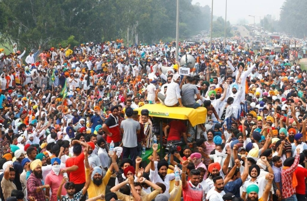 India's Supreme Court has put three contentious farm laws on hold until further notice, after months of massive nationwide protests by farmers who say their livelihoods are at stake. — Courtesy photo
