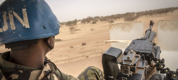 Three United Nations peacekeepers in Mali were killed and six others wounded in an attack on Wednesday, by unidentified armed elements, the UN mission in the country has said. — Courtesy photo