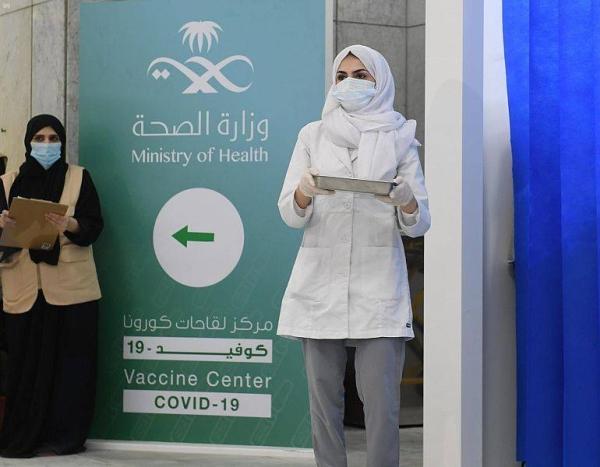 Saudi Arabia closely scrutinizing COVID-19 vaccine consignments