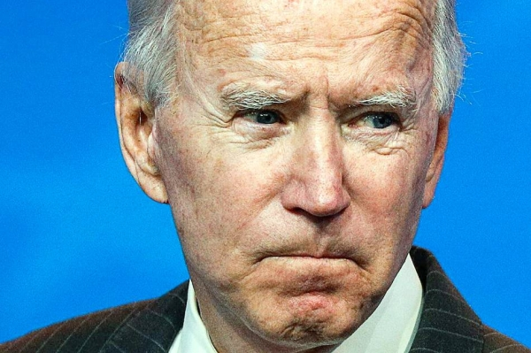 President-elect Joe Biden said that the US is experiencing a