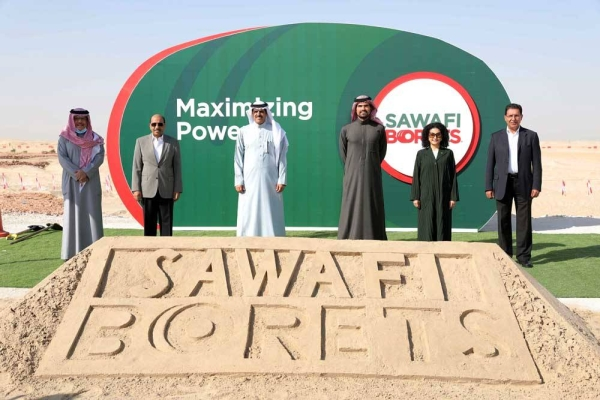 Sawafi Borets broke ground Wednesday on a 21,000 square meter headquarters and production facility that will serve as its hub for the manufacture, testing and service of submersible pump systems, in the King Salman Energy Park (SPARK) in the Eastern Province.