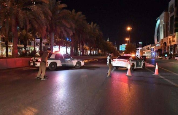 Maj. Khaled Al-Kreidis, the spokesman of Riyadh region police, said that police received information at around 2 a.m. on Wednesday early morning about a citizen, in his 40s, held his wife's brother at gunpoint in a residential apartment in the Al-Moizila neighborhood, east of Riyadh city. — File photo