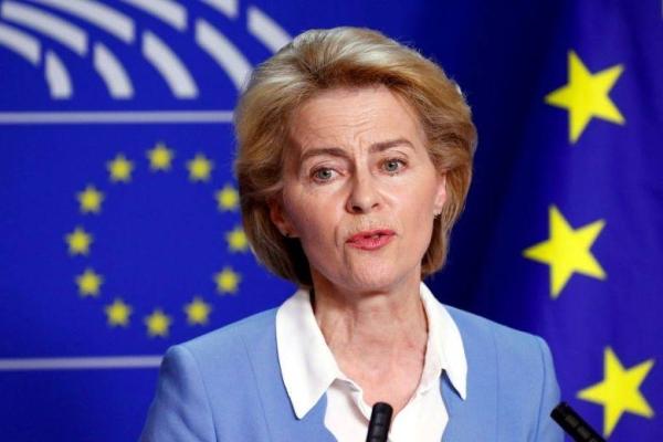 EU chief Ursula von der Leyen spoke to AstraZeneca CEO Pascal Soriot on Monday morning, her spokesman Eric Mamer confirmed. — Courtesy photo