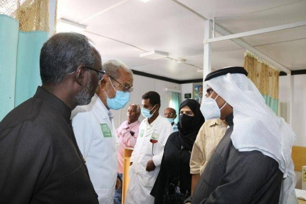 resident of the Arab Parliament Adel bin Abdulrahman Al-Asoumi has commended projects being implemented by Saudi Arabia for sheltering refugees, as well as services that the King Salman Humanitarian Aid and Relief Center (KSrelief) provides for Yemenis living in the camp.