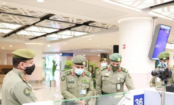 Jawazat's clarification came in response to queries from many foreigners who want to come back to the Kingdom after leaving the country years ago on exit and reentry visa and did not return before the expiry of the visa. — File photo