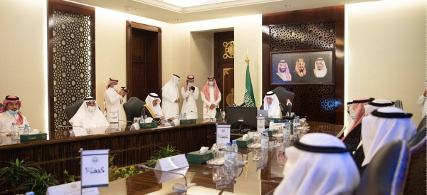 Under the patronage of King Salman, Makkah Governor Prince Khalid Al-Faisal, who is also an adviser to the Custodian of the Two Holy Mosques, inaugurated the 20th Scientific Forum for Haj, Umrah, and Visit Research.