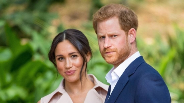 Prince Harry and Meghan, the Duchess of Sussex, are expecting an addition to their family. — Courtesy photo