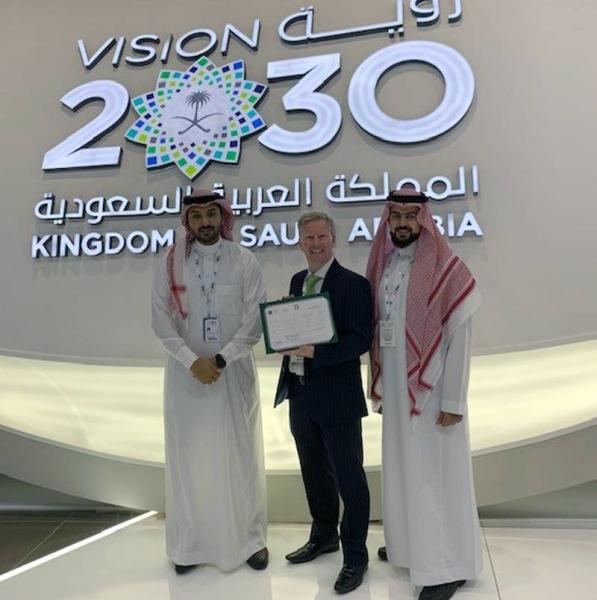 Roxtec Saudi Arabia Director of Middle East Operations Firas Kafafi