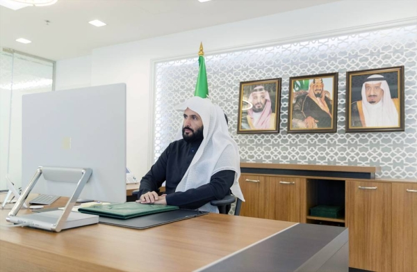 Justice Minister Waleed Al Samaani. The Ministry of Justice (MoJ) has launched the e-platforms of the Justice Training Center.