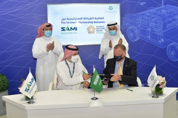 World Defense Show forms strategic partnership with SAMI