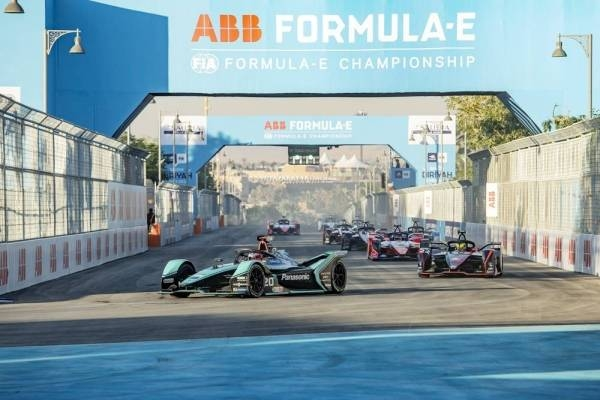 Formula E will enable a host of media representatives to be among the media team covering Formula E races, taking part in making TV reports on the competition, attending the activities taking place on the sidelines of the race course and taking advantage of the world media expertise coming to cover the big event. — File photo