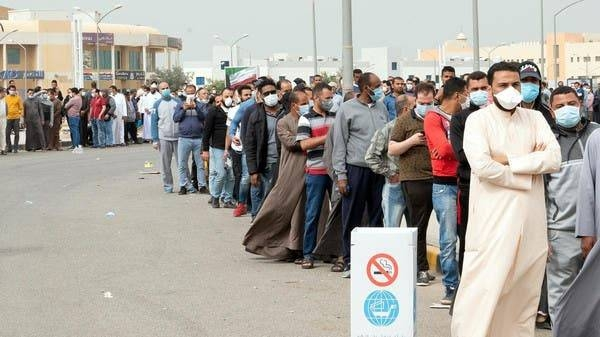 Kuwait's Ministry of Health recorded on Tuesday 1,015 new COVID-19 cases over the past 24 hours, breaching the 1,000 mark once gain after a gap of four days. — Courtesy photo