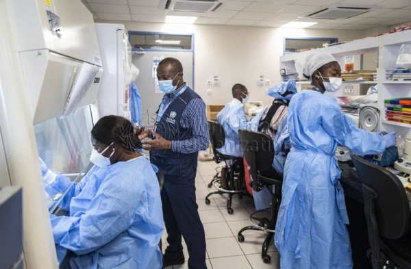 Ghana has become the first country to receive COVID-19 vaccines through the World Health Organization's COVAX program on Wednesday, a joint statement issued by UNICEF Ghana and WHO Ghana said. — Courtesy photo