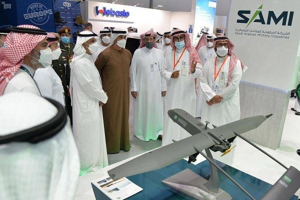 The Saudi Arabian Military Industries (SAMI), which is fully owned by the Public Investment Fund (PIF), concluded its successful participation in the International Defence Exhibition and Conference (IDEX), for the year 2021, which was held in Abu Dhabi. — SPA photo